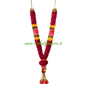 VMP Flowers is a Chennai Based Garland and Flower selling agency. We are providing Rose Petal Wedding Garland in Chennai